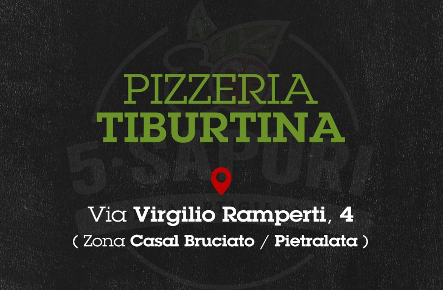 Pizzeria Tiburtina